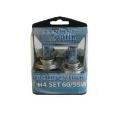 LAMPENSET BLUE LASER LIGHT H4 60/55W 12V
