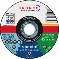F-SDV115MLT DRONCO SPECIAL DOORSL. MULTI 115 1.2/22.2 VPE:25
