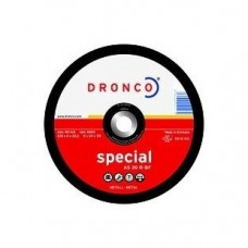 F-AK178A DRONCO PERF. AFBR. METAAL STEEN 180 6/22.2 A30T KOM VPE:10
