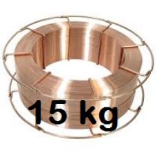 D10807 CO2 LASDRAAD 15KG-0.8MM