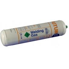 D10622 MENGGAS ARGON/CO2 1 LTR WEGWERPVULLING