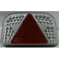 ACHTERLICHT LED3 RECHTS 244*149*48 MM DAFA