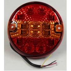 ACHTERLICHT LED ROND 140 MM